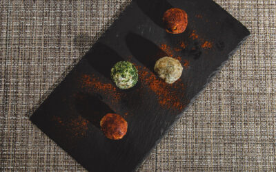 Αλμυρά τρουφάκια με μανιτάρια