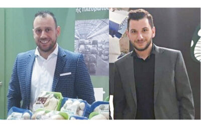 Οικογένεια Κεχαγιά: Από εισαγωγείς μανιταριών… leader παραγωγοί και εξαγωγείς